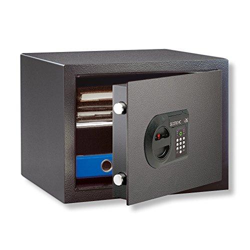 burg w chter m beleinsatztresor home safe h 1 e sicherheitsstufe b elektronische. Black Bedroom Furniture Sets. Home Design Ideas
